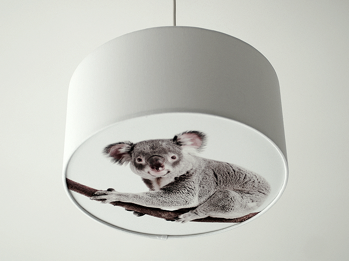 Koala Blenderlampe