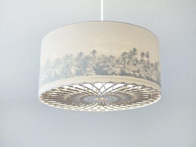 Spiralornament Palmen