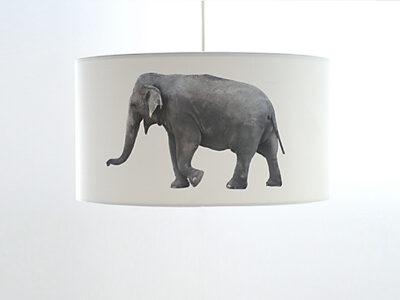 Motivlampe Elefant