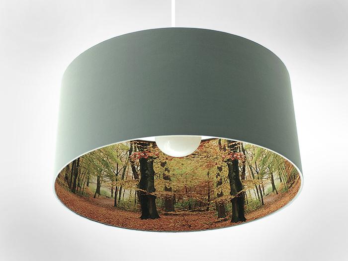 Herbstwald-Inside-Lampe