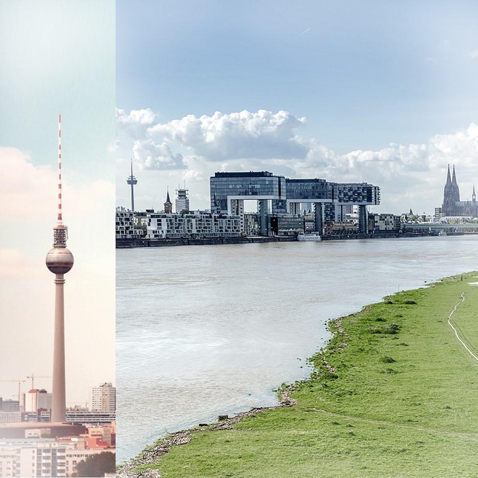Köln - schönste Stadt in Deutschland